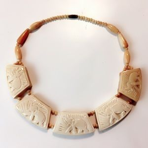 Beautiful Ivory Necklace